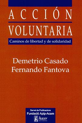 portada del libro ACCIÓN VOLUNTARIA